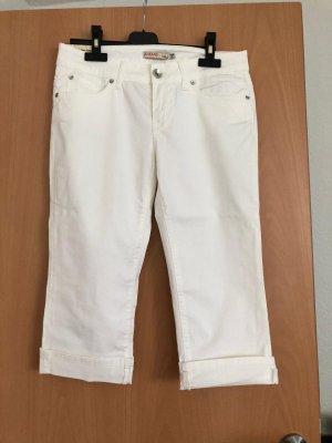 Liu jeans Pantalone a 3/4 bianco
