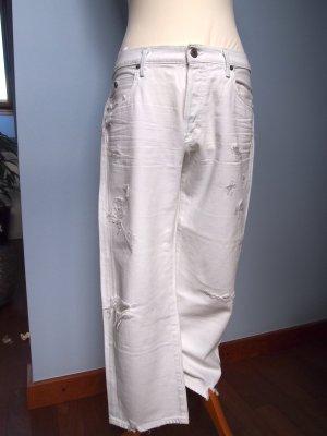 Weiße destroyed Jeans von Citizens of Humanity