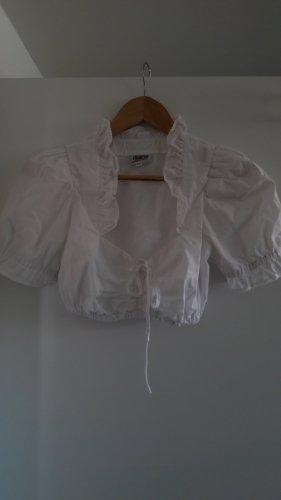 Country Line Vêtement traditionnel blanc