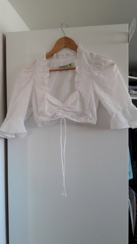 Tramontana Vêtement traditionnel blanc