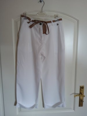 weisse Dixie Culotte