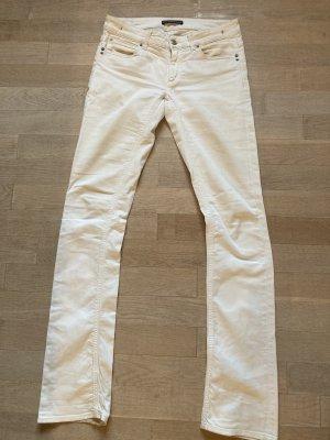 Weiße Drykorn Jeans