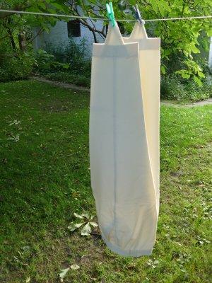Pantalón con estribo blanco Algodón