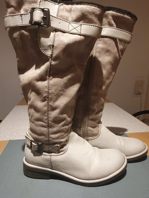 Winter Boots white