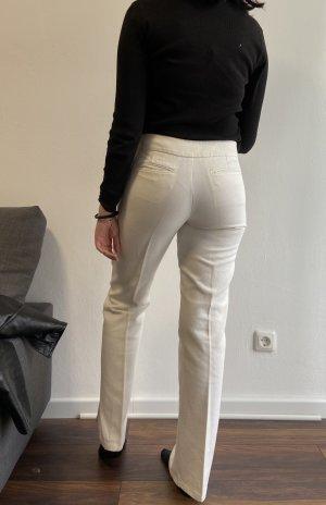 weiße gerade Hose vom Mexx