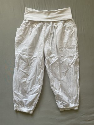 Sublevel Harem Pants white