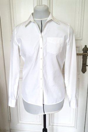 Weiße Hemdbluse Timberland Business klassisch 36