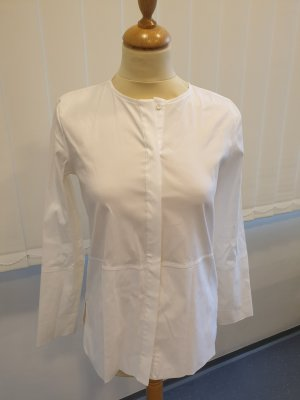 Massimo Dutti Shirt Blouse white