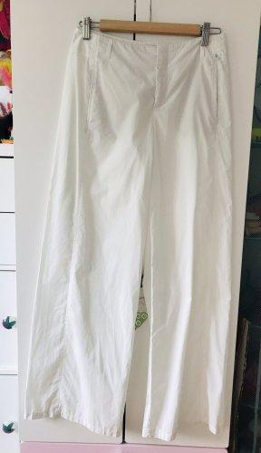 Blue Strenesse Stoffen broek wit