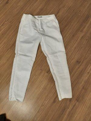 HM Jeans boyfriend blanc
