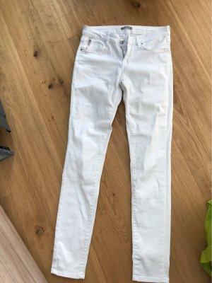 Orsay Pantalón abombado blanco