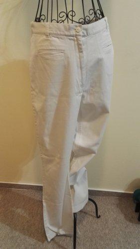 Staccato Pantalone jersey bianco