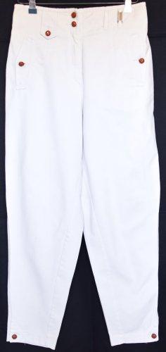 Zerres Hoge taille jeans wit Katoen