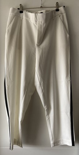 Zara Trafaluc Stretch Trousers black-white