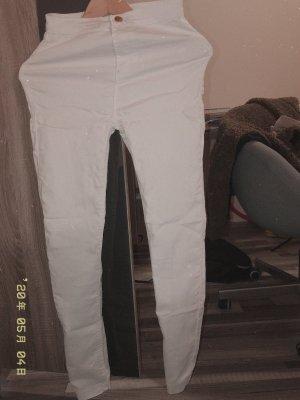Weiße Hose - Damen