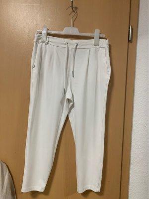 Only Pantalone a 7/8 bianco