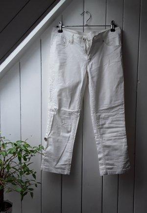 Weiße Hose von Amisu