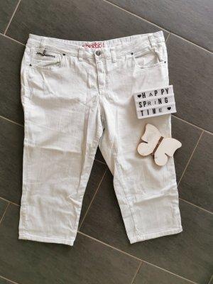 weiße Hose von Sheego