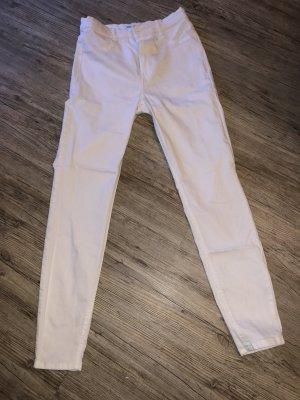 Weiße Hose Zara