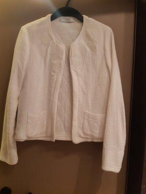 weiße Jacke/ Übergangsjäckchen Mango