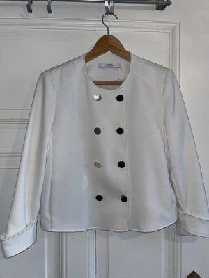 weiße Jacke (Versand inkl.)