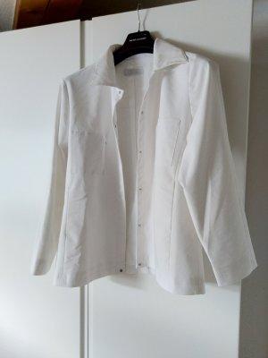 Weiße Jacke von Choise by Danwear