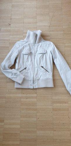 weiße Jacke von Clockhouse, Gr.S