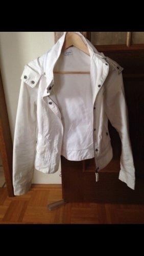Weiße Jacke von Pimkie