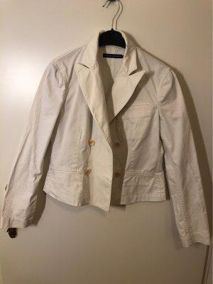 Weiße Jacke von Ralph Lauren