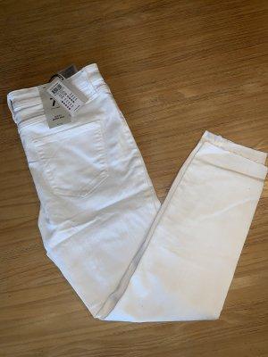 Weiße Jeans 40