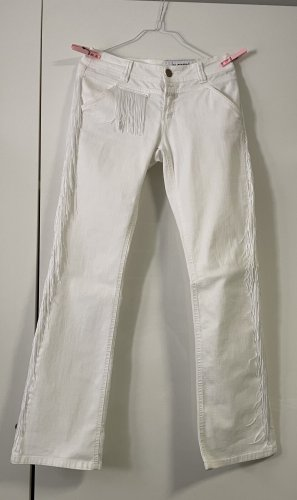 Closed Jeans svasati bianco Cotone