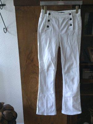 Arizona Boot Cut Jeans white