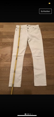 Weiße Jeans, Citizens of humanity Gr. 30