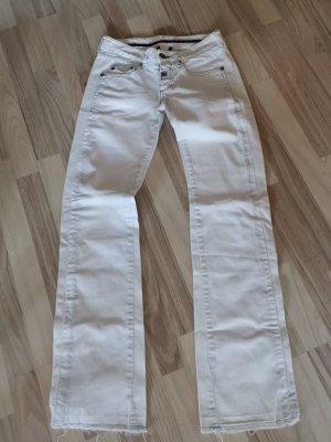 Replay Five-Pocket Trousers white