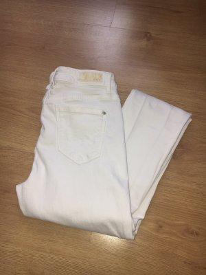 Weiße Jeans edc