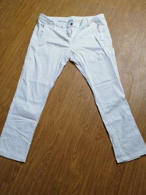 weisse Jeans gr. 48