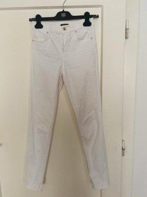 Weiße Jeans Massimo Dutti