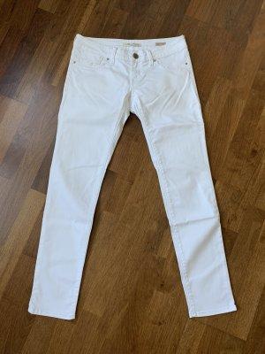 Weiße Jeans Mavi 'Lindy'