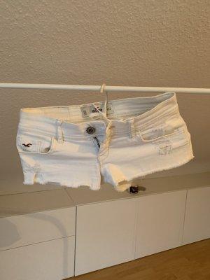 Hollister Pantaloncino di jeans bianco