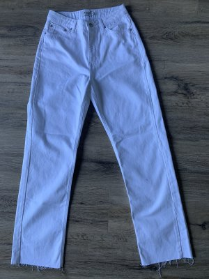 Nakd Jeans a gamba dritta bianco