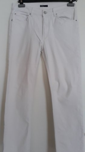 Angels Jeans stretch blanc