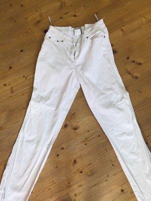 Best Connections Jeans cigarette blanc