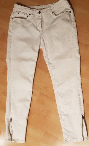 Weiße Jeans von Boden Größe 36 P