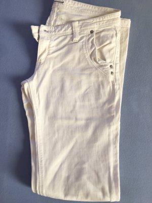 Weiße Jeans von Drykorn