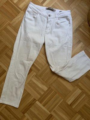 Weiße Jeans von Guess