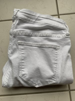 weisse Jeans von H&M, Grösse 38