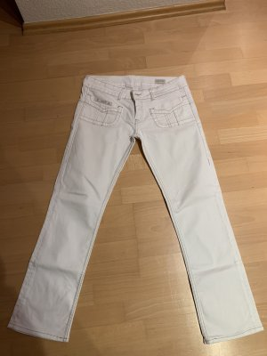 Weiße Jeans von Herrlicher