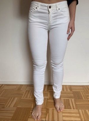Weiße Jeans von Just Cavalli, Gr. 28
