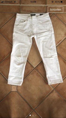Weiße Jeans von Maison Scotch