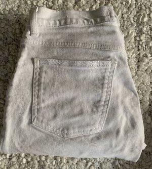 Weiße Jeans von Mango, 38